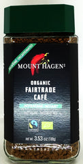 Organic Decaf Instant Coffee 100g