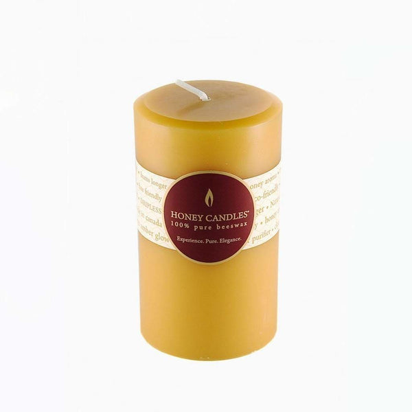 5 Pillar Beeswax - Candle