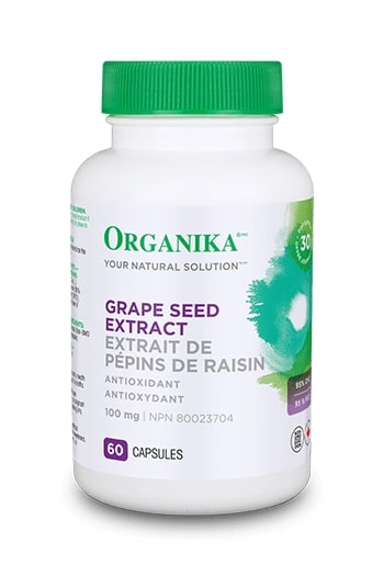 Grapeseed extract 100mg 60 Caps