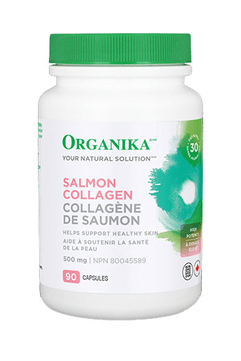 Salmon Collagen High Potency 500 90 Caps