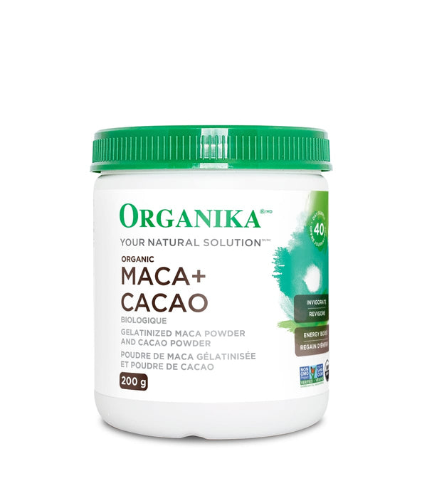 Maca Plus Cacao Powder 200g
