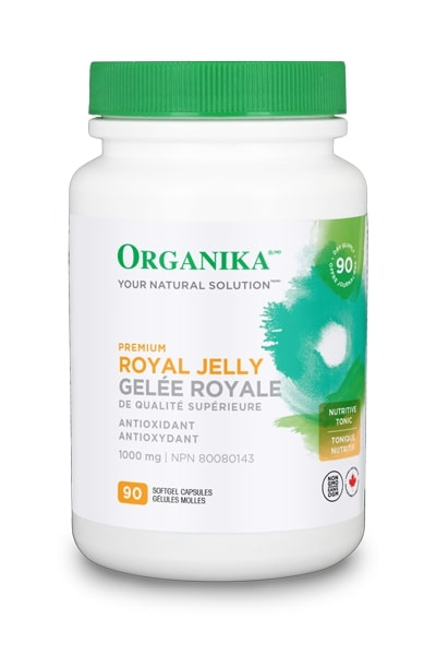 Royal Jelly 1000mg 90 Soft Gels