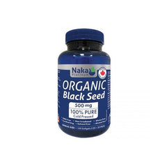 Organic Blackseed 500mg 150sg