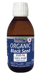 Organic Black Seed Oil 300ml