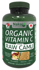 Organic VitaminC Raw CamuCamu Powder 125g