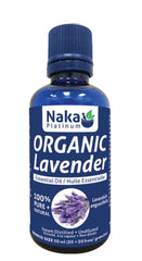 Organic Lavender French Oil 50ml