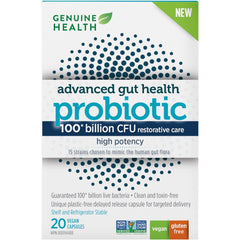 Probiotics 100Billion High 20vc