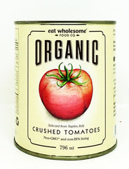 Organic Crushed Tomatoes 796ml