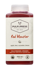 Red Monster Cold Press Juice 355mL