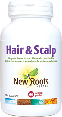 Hair & Scalp 60 Soft Gels