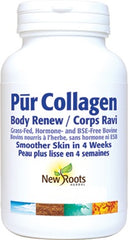 Pure Collagen Body Renew 500mg 75 Veggie Caps