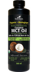 Organic Coconut MCT Oil 500ml