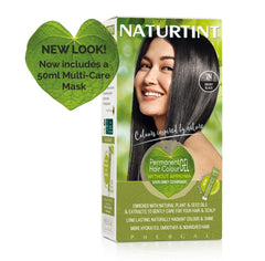 Naturtint 1N Ebony Black 170ml