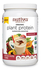 Organic Plant Protein Chocolate 620g