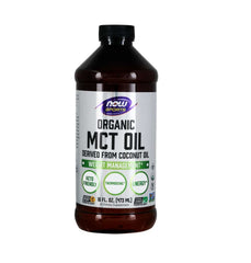 Organic MCT Oil 473ml