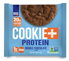 Cookie+ Double Chocolate 113g