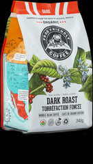 Wild Whole Dark Roast Coffee 340g
