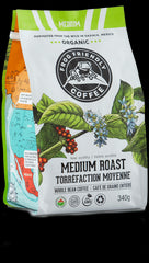 Wild Whole Medium Roast Coffee 340g