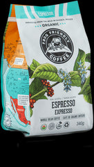 Wild Whole Espresso Roast Coffee 340g