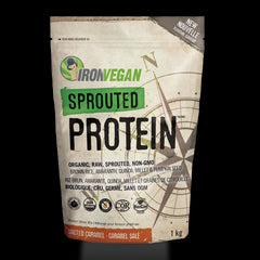 Sprouted Protein Salted Caramel 1kg
