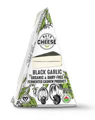 Organic Black Garlic Nut Cheese 120g