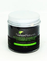 Charcoal Toothpaste Peppermint 30ml