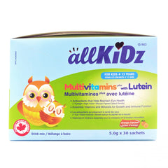 Multivitamins With Lutein