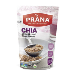 Chia White Ground Seeds 200g