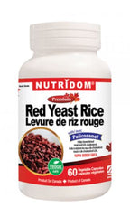 Red Yeast Rice Policosanol 60 Veggie Caps