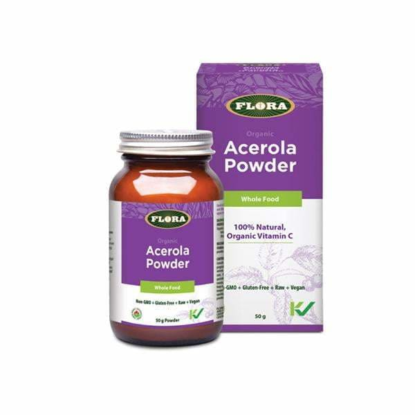 Acerola Powder 50g - VitaminC