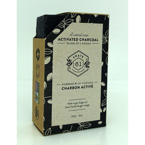 Activated Charcoal Soap 110g - BarSoap