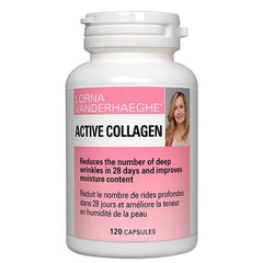 Active Collagen 120 Veggie Caps