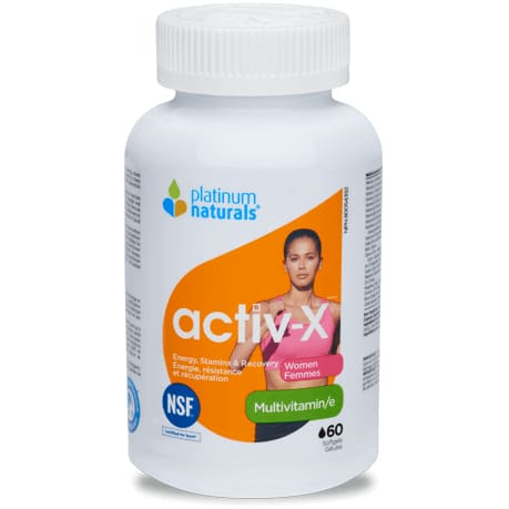Active Easy Multivitamin Plus Women 60 Soft Gels - MultiVitamin