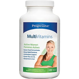 Active Women Multi 60 Veggie Caps - MultiVitamin