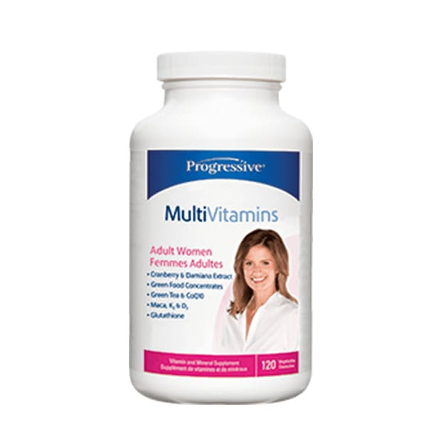 Adult Women Multi 120 Veggie Caps - MultiVitamin