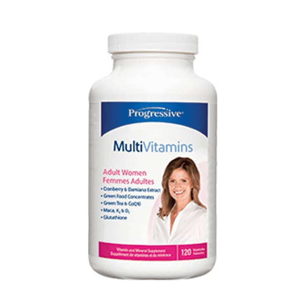 Adult Women Multi 60 Caps - MultiVitamin