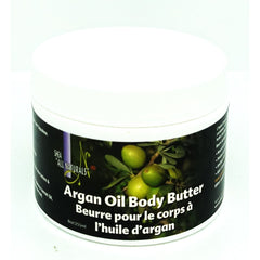 Argan Oil Body Butter 225mL