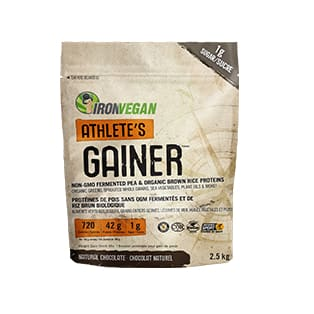 Athletes Gainer Chocolate 2.5kg - Protein