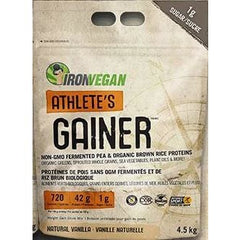 Athlete's Gainer Vanilla 2.5kg