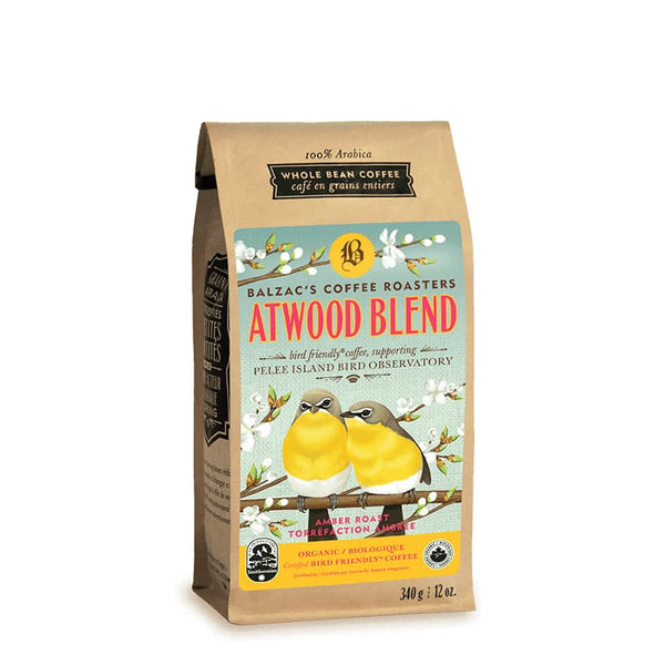 Atwood Blend Organic 340g - Coffee