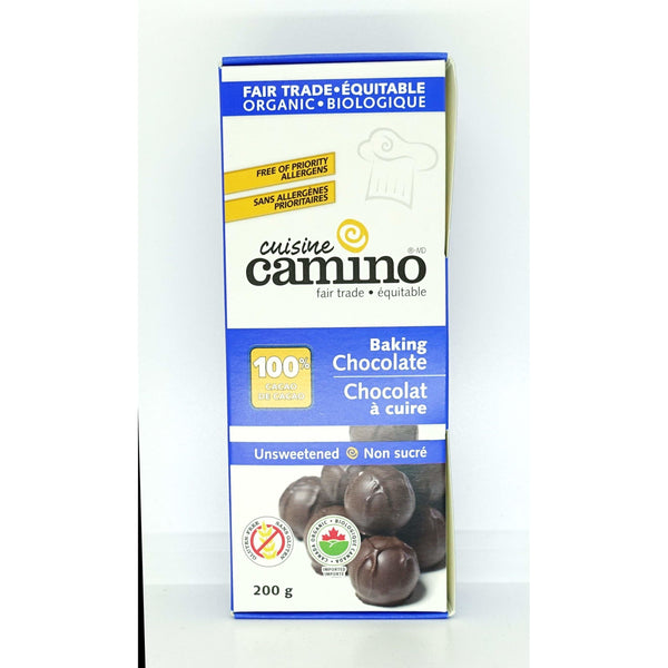 Baking Chocolate Unsweetened 100% 200g - Chocolate