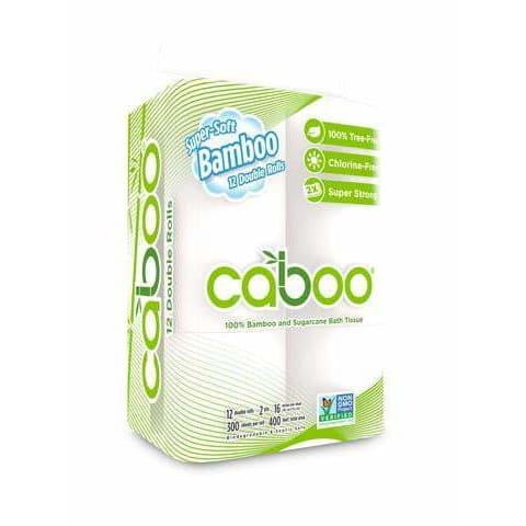 Bamboo 2ply Toilet Tissue 12 Packets - PaperProduct