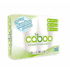 Bamboo 2ply Toilet Tissue 24 Packets