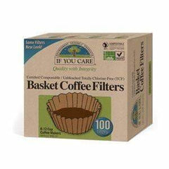 Basket Coffee Filters 8-10cups