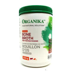 Beef Bone Broth Protein Ginger 300g