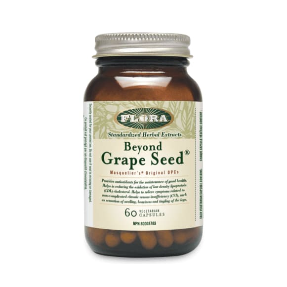 Beyond Grape Seed 350mg 90 Veggie Caps - Grapeseed Extract