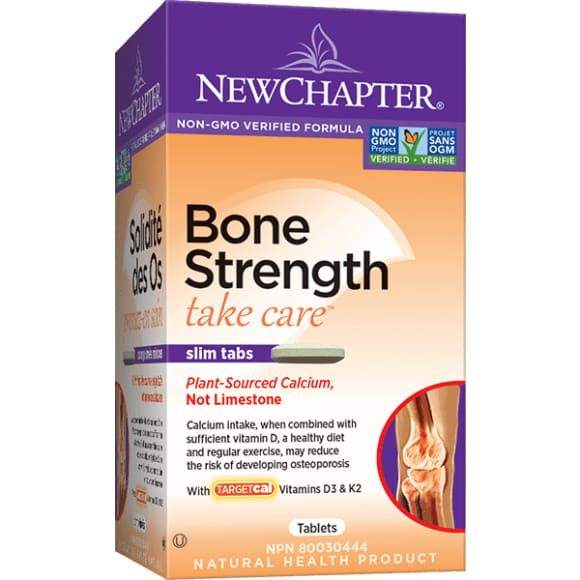 Bone Strength Take Care 180 Tablets - Bone
