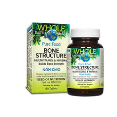 Bone Structure Multi and Mineral 60 Tablets