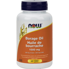 Borage Oil 1000mg 120 Soft Gels