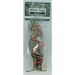 Buffalo Sage Sticks Medium 6""